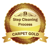 Carpet Cleaning - Gold Package