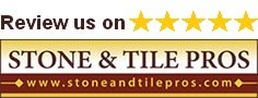 Review us on stone and tile pros