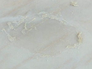 Poultice Leaving a Bigger Stain? Your stone needs to be sealed ?